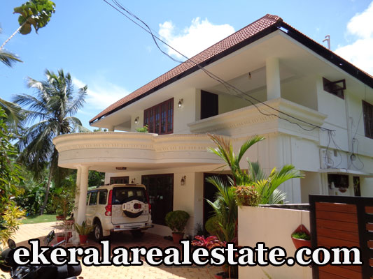 14 cent land and house for sale for sale at Near Paruthippara Parottukonam Chempaka School Trivandrum real estate kerala