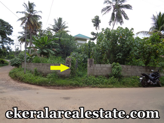 lorry access plot for sale at Mukkola Mannanthala Trivandrum Mukkola Real Estate properties