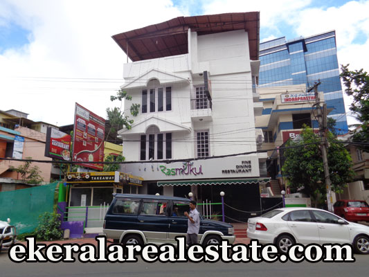 Commercial Building For Sale at Murinjapalam near GG Hospital Medical College Trivandrum Buiding for sale