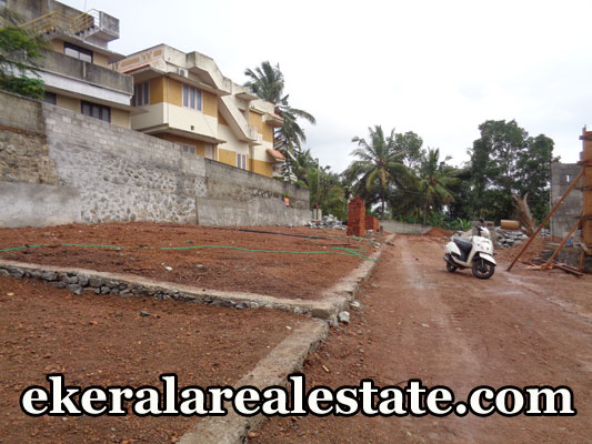 Residential Plots Sale at Kunnapuzha Thirumala Trivandrum Thirumala Real Estate Properties kerala