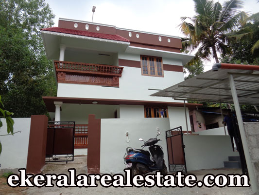 4.5 Cents 1700 Sqft 4 Bhk House Sale at Puliyarakonam Vattiyoorkavu Trivandrum
