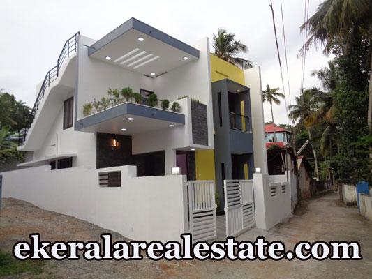1500 sq.ft 4 bhk house for sale at Kundamankadavu Thirumala Trivandrum real estate kerala