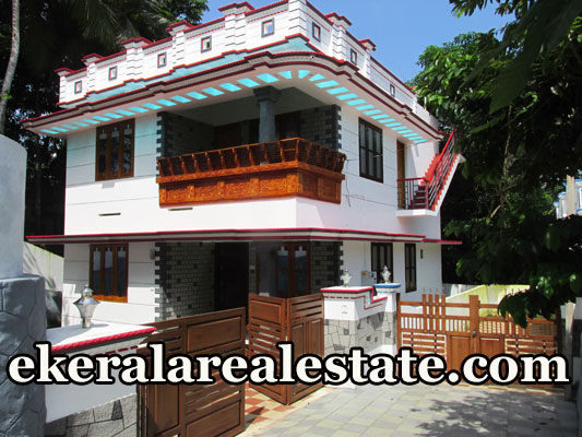 65 lakhs house for sale at Thachottukavu Trivandrum real estate kerala properties sale