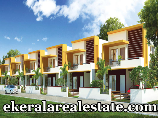 2000 sq.ft villas for sale at Kazhakuttom Technopark Trivandrum real estate kerala