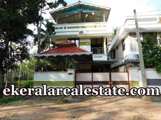 House Sale at Kurumi Santhivila Vellayani Trivandrum real estate kerala