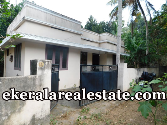 1000 sq.ft 2 Bhk house for sale at Kundamankadavu Thirumala Trivandrum Thirumala real estate properties sale