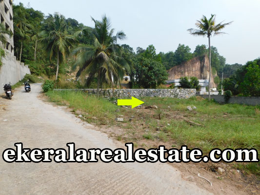 house plot for sale at Thrippadapuram Technopark Kazhakuttom trivandrum real estate kerala