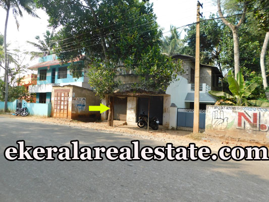 Land With 3 bhk House and 2 Shops For Sale at Ooruttambalam Pravachambalam Trivandrum real estate properties sale