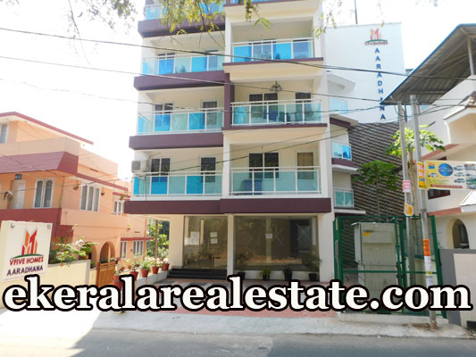 60 lakhs apartment for sale at Vazhayila Peroorkada Trivandrum Peroorkada real estate kerala
