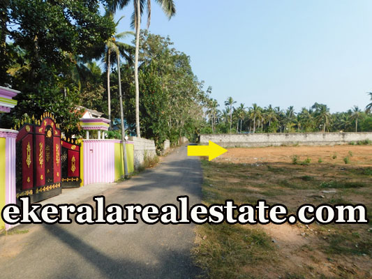 house plot for sale at Mangalathukonam Vizhinjam Trivandrum Vizhinjam real estate properties sale