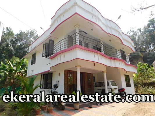 2300 sq.ft 4 bhk double storied house for sale at Perukavu Thirumala Trivandrum Thirumala real estate kerala