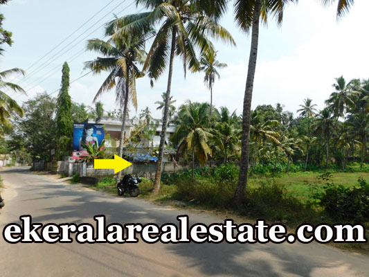 kerala land plot for sale at Kaniyapuram Kazhakuttom Trivandrum Kazhakuttom real estate kerala