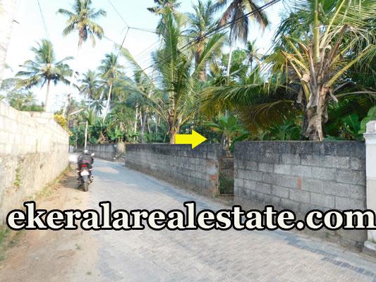 Residential Land Sale at Anandavalleswaram Nagar Mannanthala Trivandrum real estate properties sale