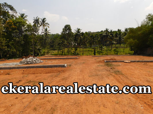 cheap rate house plot for sale at Pirappancode Venjaramoodu Trivandrum Venjaramoodu real estate property sale