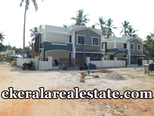 independent villas for sale at Chanthavila Kazhakuttom Trivandrum Kazhakuttom real estate properties sale