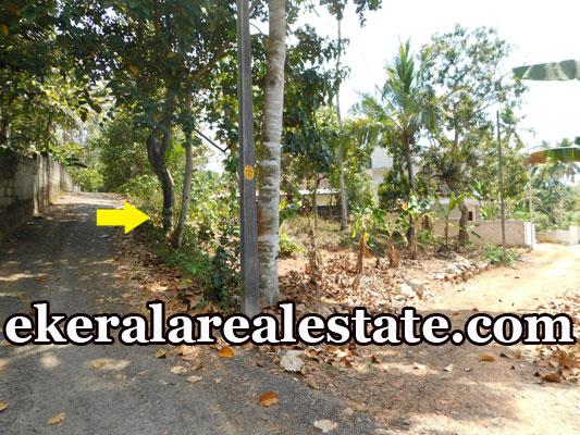 lorry access plot for sale at Mangattukadavu Perukavu Thirumala Trivandrum Perukavu real estate properties sale