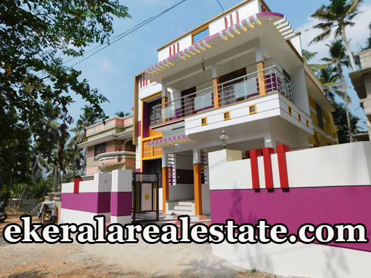 62 lakhs new house for sale at Kakkamoola Vellayani Trivandrum Vellayani real estate properties sale