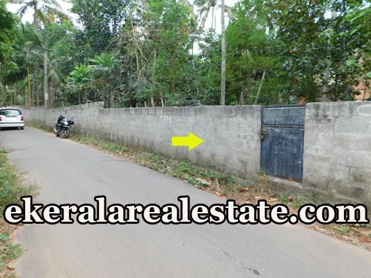 6 lakhs per Cent land plot for sale at Peringammala Venganoor Trivandrum real estate properties sale