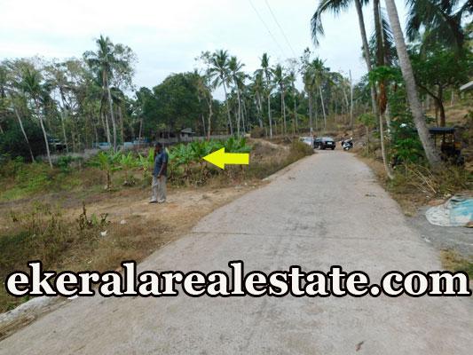 lorry plot for sale at KS Road Vellar Kovalam Trivandrum Kovalam real estate properties sale