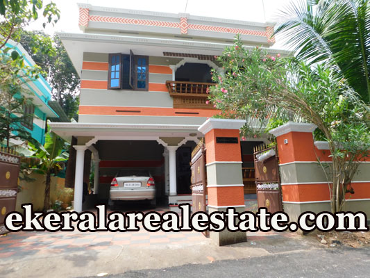 6 Cent land and 4 bhk house for sale at Vellayani Kakkamoola trivandrum real estate house villas sale