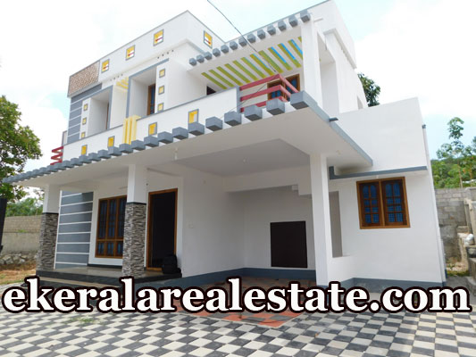 45 lakhs new house for sale at Elampa Near Attingal Venjaramoodu Rd trivandrum real estate properties sale