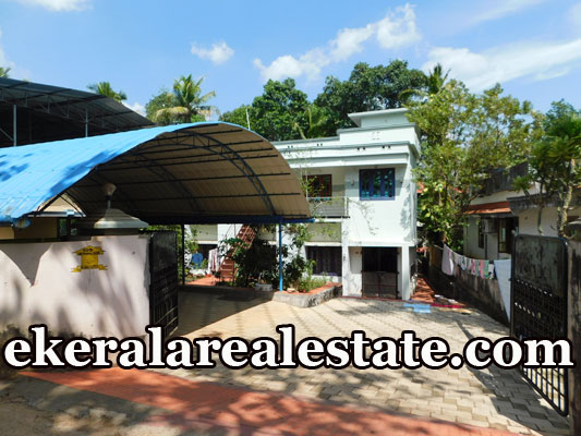 17 Cent land and 6 bhk house for sale at Padinjattinkara Kottarakara Kollam real estate house sale