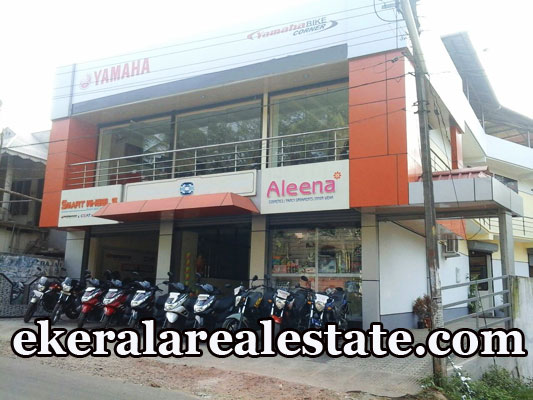 3 Storied commercial building for sale at Vellarada Neyyattinkara Trivandrum real estate properties sale