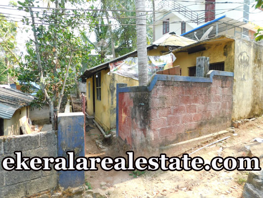 two wheeler Access house plot for sale at Nettayam Vattiyoorkavu Trivandrum Nettayam real estate properties sale