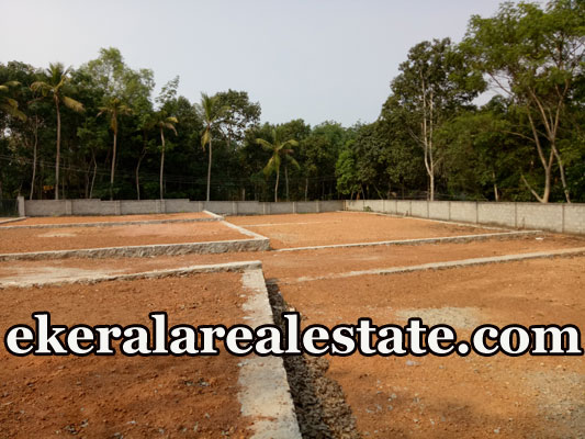 6 Cent house plot for sale at Pothencode Sreekaryam Trivandrum Pothencode real estate properties sale