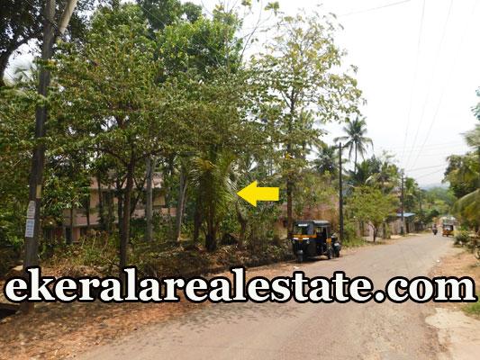 plot for sale at Enikkara Peroorkada Trivandrum real estate properties sale