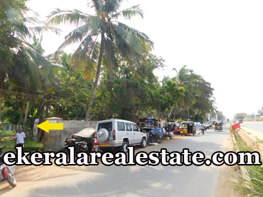 8 lakhs per Cent house plot for sale at Muttathara Enchakkal Trivandrum Muttathara real estate