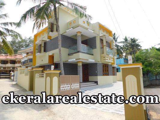 5 Cents 2250 Sqft 4 Bhk House Sale at Mattuppavu Perukavu Thirumala Trivandrum