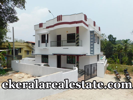 4 Cents 1700 Sqft 3Bhk House Sale at Perukavu Thirumala Trivandrum