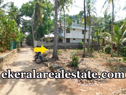 Residential Land Sale at Kurishumuttam Thirumala Trivandrum Thirumala  real estate kerala