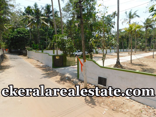 6 Cent house plot for sale at Mangalapuram Technocity Trivandrum real estate kerala