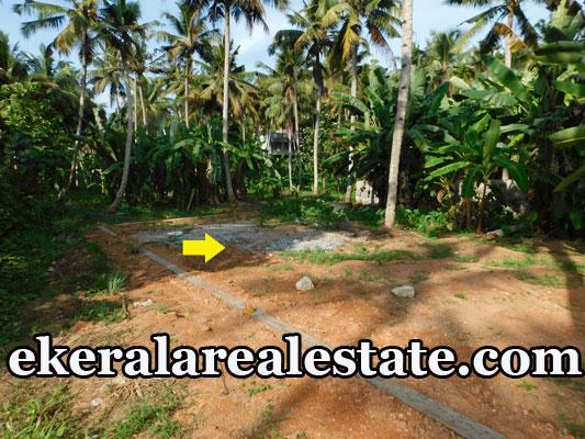 house plot for sale at Ulloor Prasanth Nagar Trivandrum real estate kerala