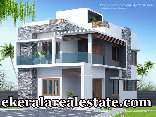 New House Sale at Nemom Vellayani Studio Road Trivandrum real estate