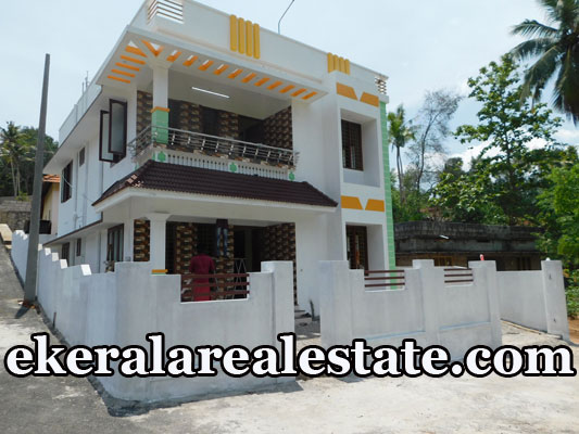 1650 Sqft New House Sale at Pothencode Trivandrum Pothencode  real estate kerala