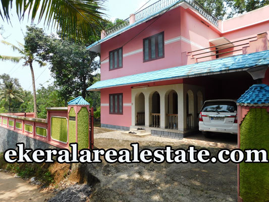 4 bhk used house for sale at Vembayam Koppam Trivandrum real estate kerala