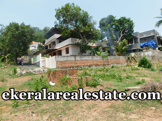 house plot for sale at Thirumala Vettamukku Road Trivandrum real estate kerala