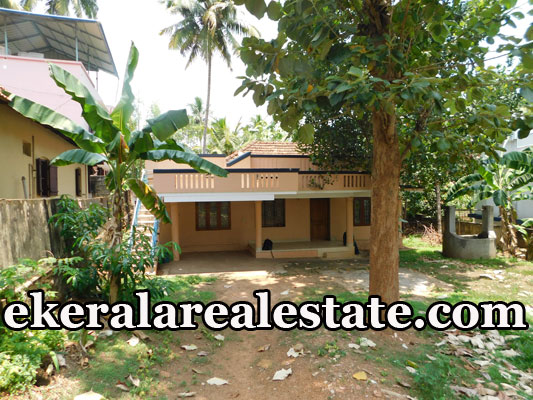Land and House Sale at Nalanchira Paruthippara Trivandrum real estate kerala
