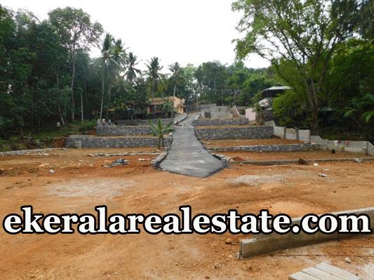 Residential House Plots Price Below 3.25 Lakhs Per Cent Sale at Chenkottukonam Sreekaryam