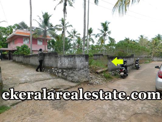 below 5 lakhs per Cent house plot for sale at Kazhakuttom Chanthavila Trivandrum kerala