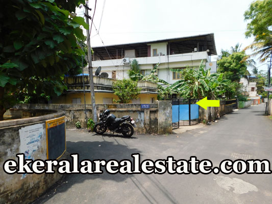 10 Cent land plot for sale at Bakery Junction Trivandrum real estate kerala