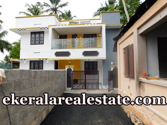 New House 3 Cents 1600 Sqft For Sale Near Cheruvakkal Sreekaryam