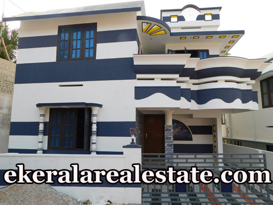 3 Cents 1500 Sqft New House Sale at Moonamoodu Vattiyoorkavu real estate kerala
