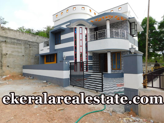 4 Cents 1600 Sqft New House Sale at Nettayam Vattiyoorkavu trivandrum real estate