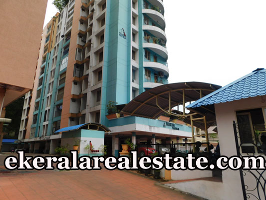 Flat For Sale at Thampuranmukku Kunnukuzhy trivandrum real estate