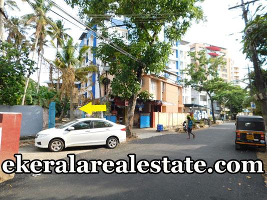 24 Cent land plot for sale at Thampuranmukku Kunnukuzhy trivandrum real estate