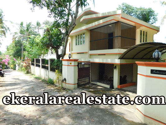 2 Storied house for sale at Mukkola Mannanthala trivandrum real estate kerala